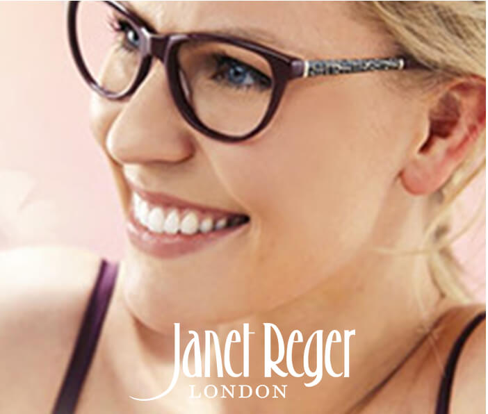janet reger glasses